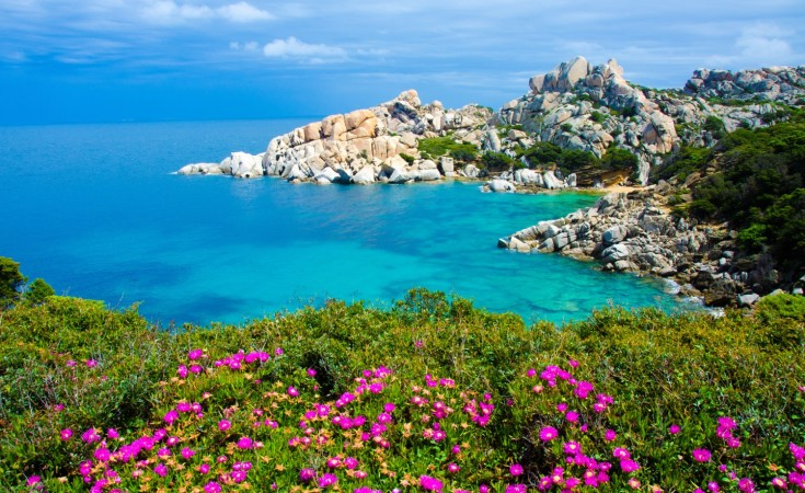 Check out the rich and famous in Sardinia