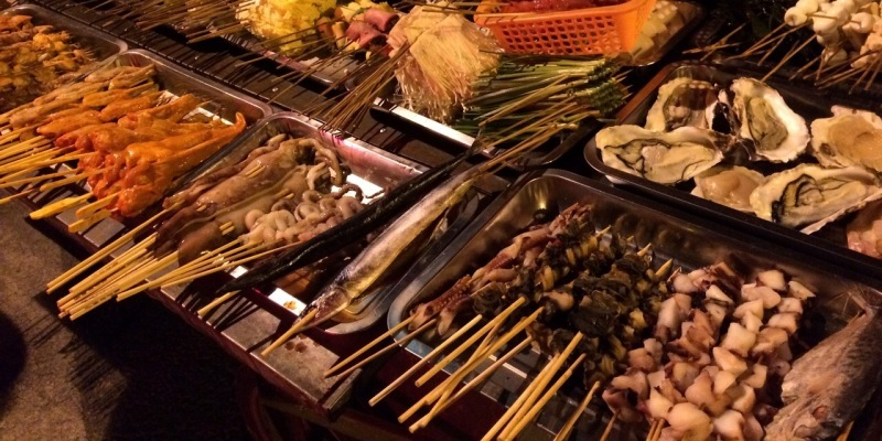 Local Foods to Eat Shanghai