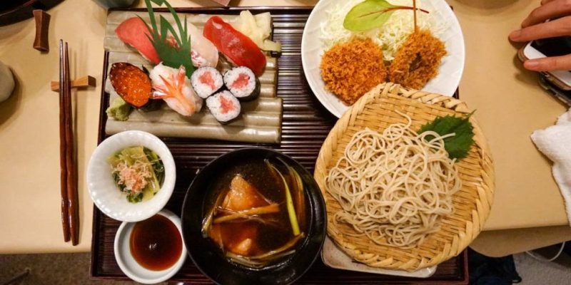 Local Foods to Eat Tokyo