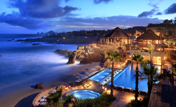 Hang out in Mexico for Hollywood-list holidays