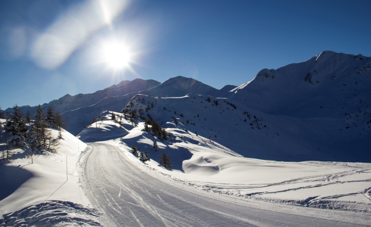 Head off to Verbier for celebrity skiing