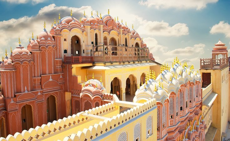 Visit India's Golden Triangle