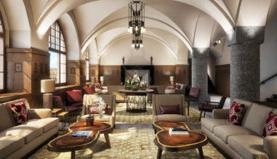 The World's Most Luxurious Serviced Apartments