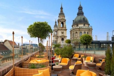 Beautiful Luxury Hotels in Budapest
