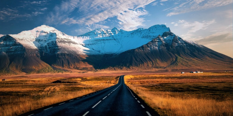 Route One, Iceland