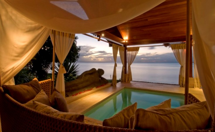 The Ambassador's Bure, Wakaya Club & Spa, Fiji