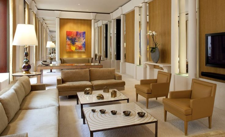 The Imperial Suite, Park Hyatt Vendôme, Paris