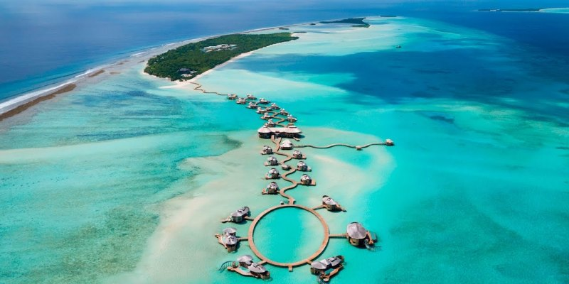 The Maldives