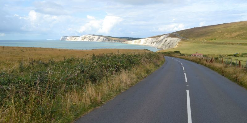 The Military Road, Isle of Wight