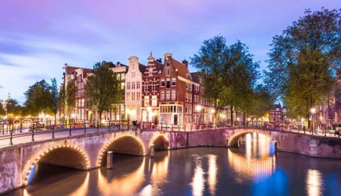 Amsterdam the Best Small City