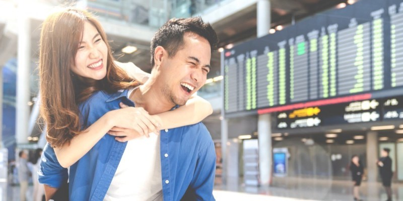 Avoid going places with ex-friend