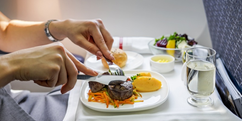 Call foods on special menus