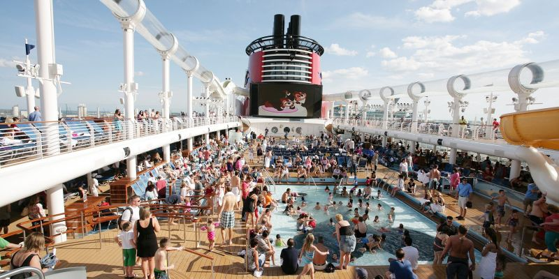 Departure Party @Disney Cruise