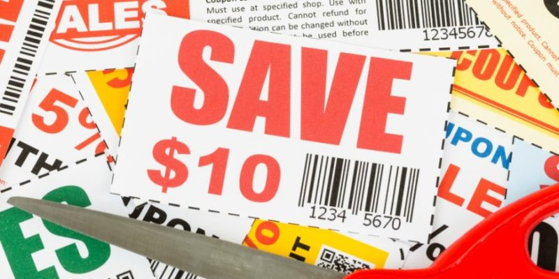 Do not over-believe the coupons online