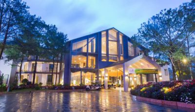 5 Beautiful View Hotels in Dalat Near Tuyen Lam Lake