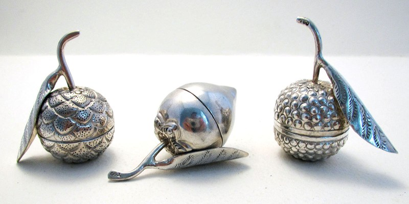 Silver and silver plated