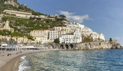 Spotlight on Italy - Naples and Sorrento