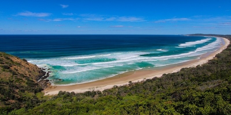 Tallow Beach Byron Bay