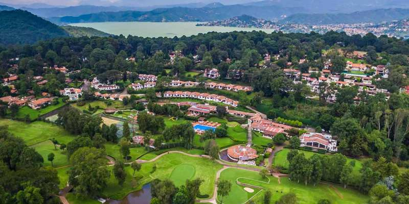 The Avandaro Golf and Spa Resort