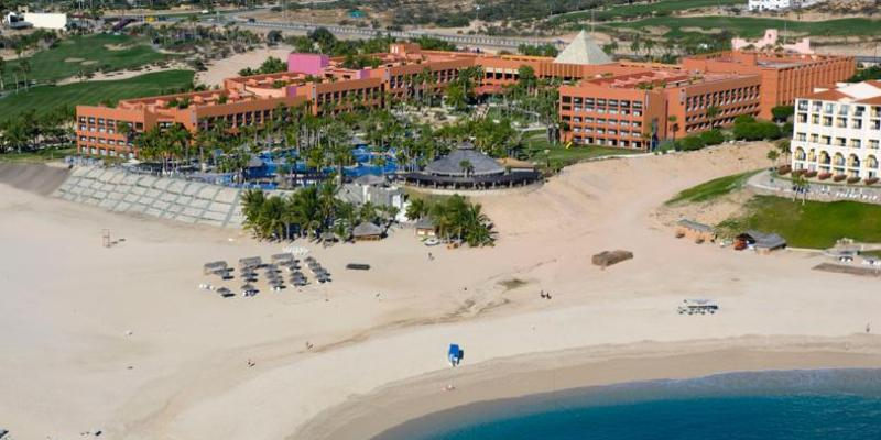 The Melia Cabo Real Beach and Golf Resort