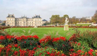 Picking the Top Park Spots in Paris