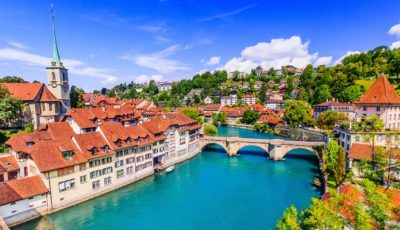 14 Extra-Ordinary Destinations in Bern (Switzerland)