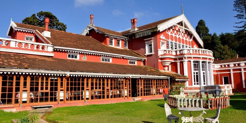 Holiday destinations in Ooty for Royals