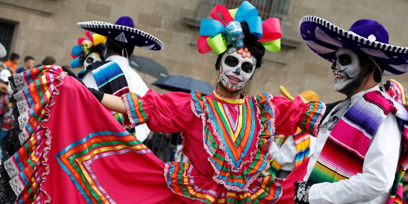 Interesting facts Day Of The Dead