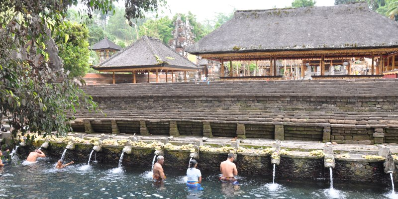 Tirta Empul Water Temple